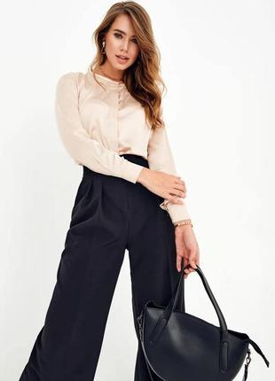 👑 шелковая женская блуза
