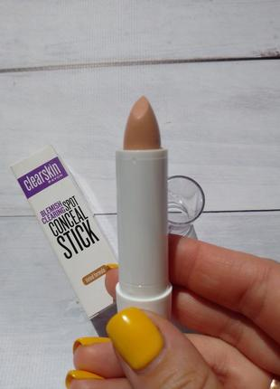 Маскирующий карандаш clearskin stick