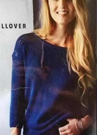 Классный вязаный пуловер esmara.