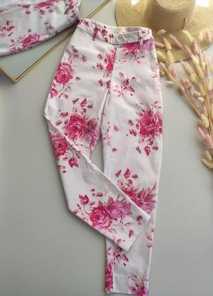 Классные, стильные укороченные брюки