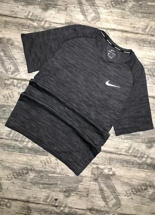 Новая мужская футболка nike dri fit найк драй фит