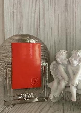 Loewe solo loewe ella