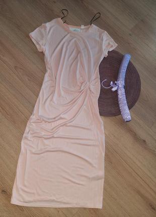 ⚘красивое нежное⚘ платье h&m s⚘