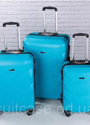 Чемодан,валіза ,польский бренд,wings,качеств