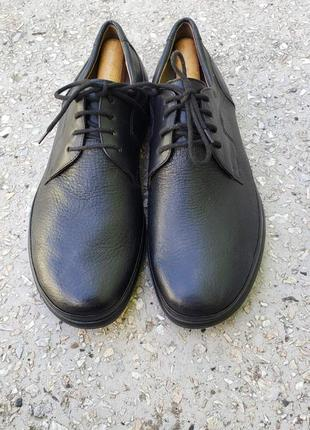 Туфли ортопедические strober. размер 44. немецкая обувь фирмы strober.