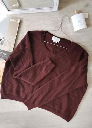 Кашемировый свитер,  джемпер  оверсайз. 100% кашемир от аbsolut cashmere