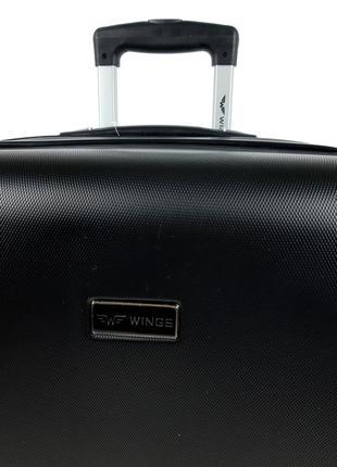 Большой чемодан wings 90 литров7 фото