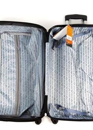 Большой чемодан wings 90 литров8 фото