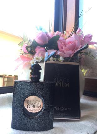 Black opium духи оригинал 90 мл