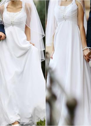 Весільна сукня, плаття, свадебное платье, невесты, белое, на свадьбу