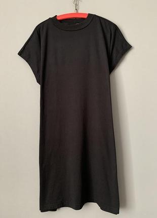 Weekday платье футболка свободного кроя.