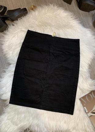 Брендовая юбка/карандаш pieces accessorieі
