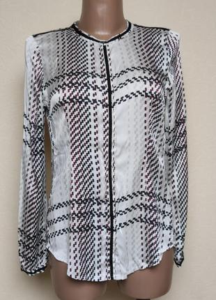 Шелковая рубашка pbo /4950/