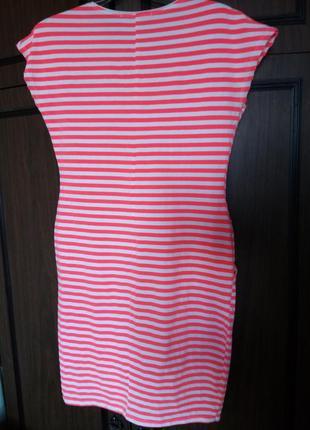 Модное платье футболка2 фото