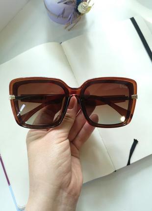 Топ 2021! очки женские солнцезащитные