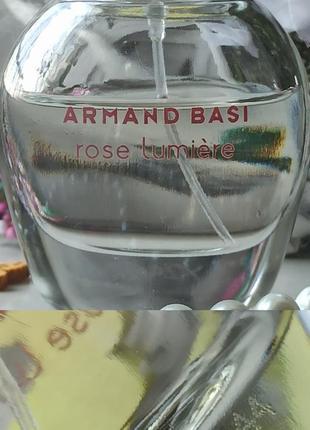 Armand basi rose lumiere туалетная вода