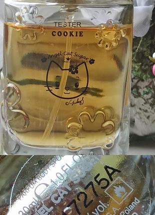 Angel cat sugar cookiela rive туалетная вода