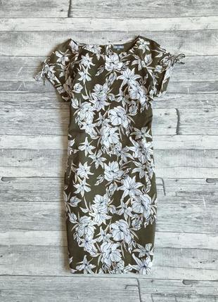 Льняное платье maddison