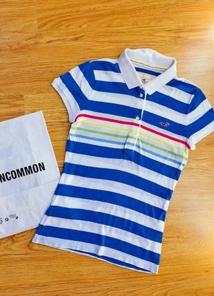 Детская рубашка поло/футболка