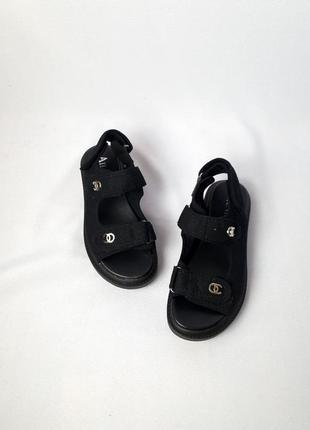 Босоножки сандали на липучках под бренд