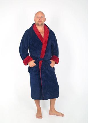 Мужской махровый халат в запорожье