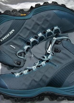 Ботинки merrell j88164 thermo rogue mid gtx vibram arctic crip оригинал туристические