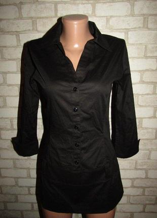 Рубашка туника р-р 34-36 сост новой pimkie