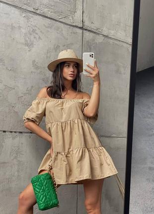 Платье женское ❤️😌 базовый цвет 😍