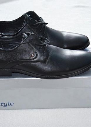 Туфлі шкіра l style