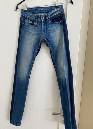 Calvin klein джинсы 25/xs