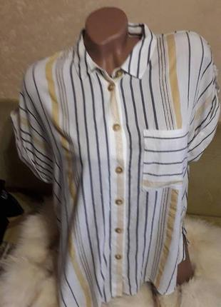 Рубашка  блузка, см. замеры