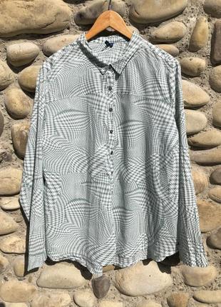 Рубашка-туника х\б 58-60 р.
