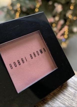 Румяна bobbi brown rose 3