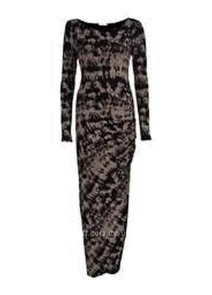 Очень красивое платье xs-s river island