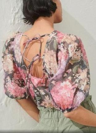 Невероятная блуза от h&m