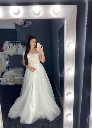 Розкішна сукня від solomia_wedding