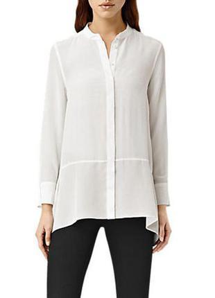 Шелковая блуза allsaints