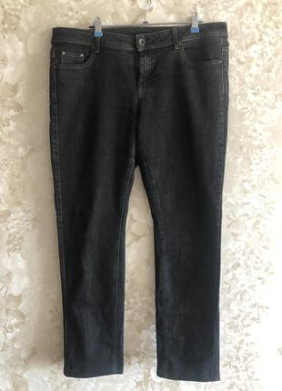 Класичні чорні джинси