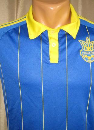 Футбольная форма  юниор сборная украины, р.175 см