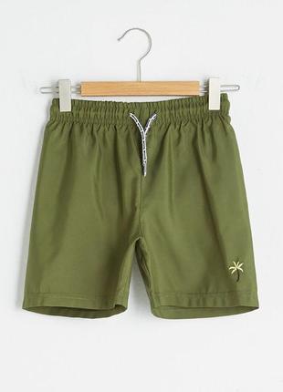 Пляжні шорти для хлопчика швидковисихаючі