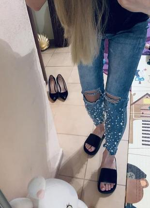Модные и стильные джинсы