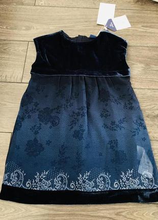 Платье chicco для девочки