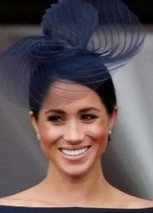 Винтажная шляпка шляпа дерби от bermona trend