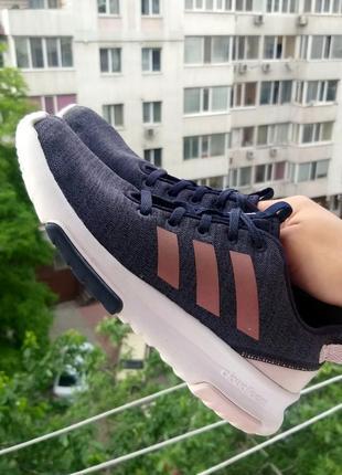 Женские или детские подростковые кроссовки adidas оригинал