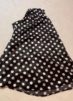Платье сарафан с открытой спинкой