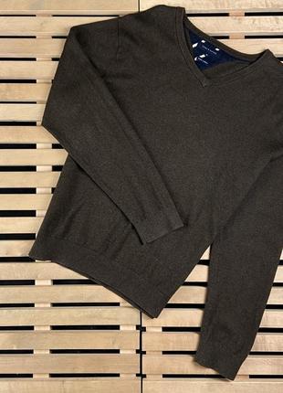 Очень красивая шикарная мужская кофта tommy hilfiger размер xl