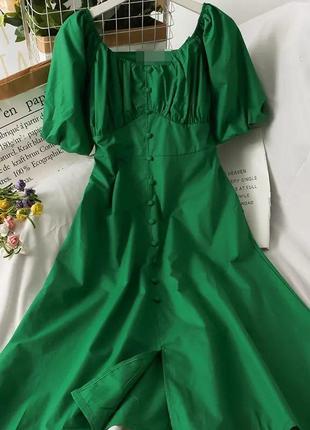 Лёгкое воздушное платье