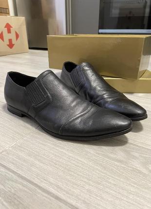 Новые кожаные туфли от modus vivendi