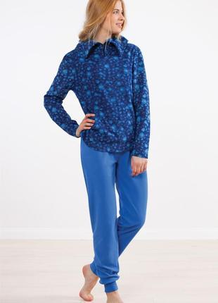 Домашний комплект пижама из флиса lhs584 key