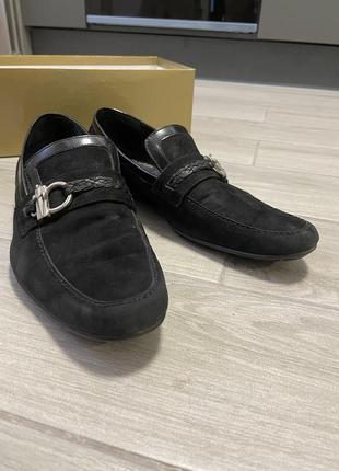 Туфли из натурально замши от modus vivendi